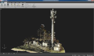 Telecommunication Site 3D Scan